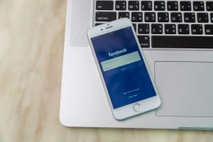 Iphone med facebook